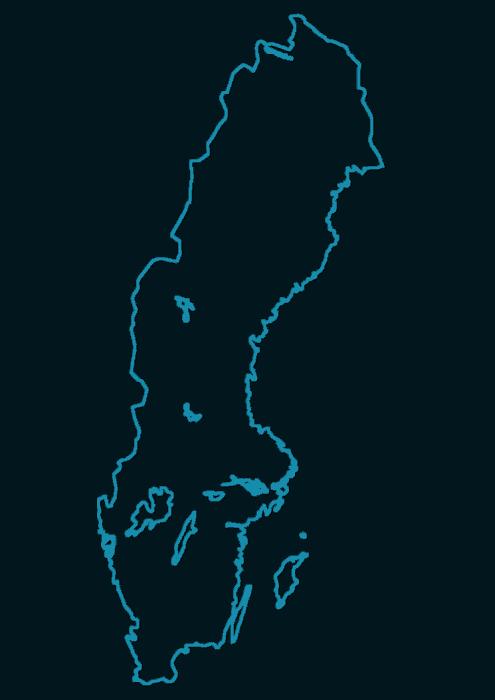 Novitell kommunikationsbyrå och webbyrå arbetar över hela Sverige.